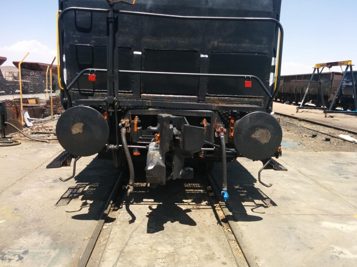 Wheel/bogie & wagon load distributiondetection